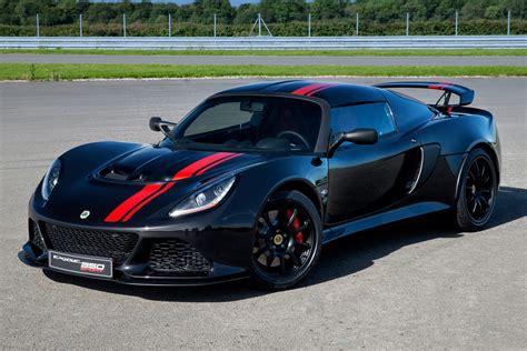 New Lotus Exige 350 Special Edition revealed | Auto Express