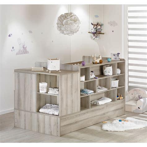 chambre bébé transformable lit de chambre transformable de sauthon easy