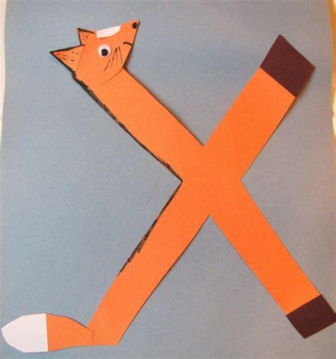 letter x crafts preschool and kindergarten 212 | X crafts