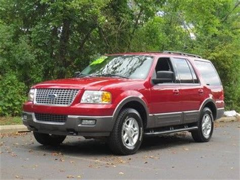 airbag deployment 2006 ford expedition auto manual buy used 2006 ford expedition xlt 4x4 3rd row rear air 5 4l v8 two tone 4 door in