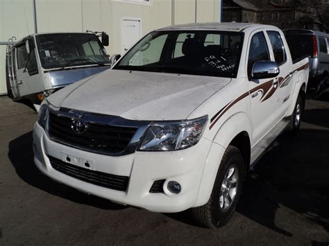 Used 2018 Toyota Hilux Pick Up Photos 2500cc Diesel