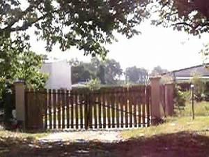 Portail Brico Depot 4m : portail electrique brico depot youtube ~ Farleysfitness.com Idées de Décoration