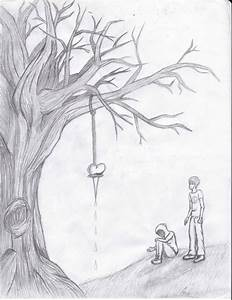 The gallery for --> Depression Drawings In Pencil