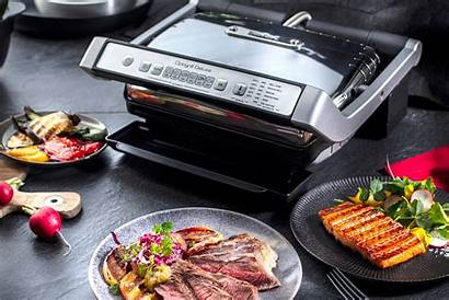 Tefal Grill Optigrill Deluxe Infoboard