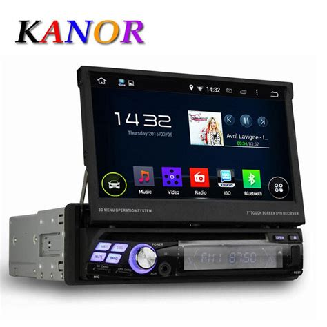 Android 5 1 1 Single 1 Din 7 Universal Car Dvd