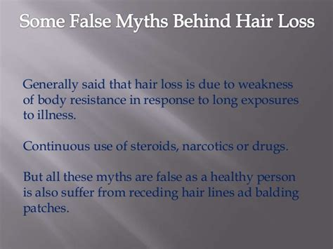 Hair Transplant Facts