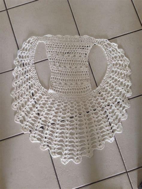 chalecos tejidos a gancho 1 pinterest crochet vests chalecos tejidos a gancho 1 pinterest