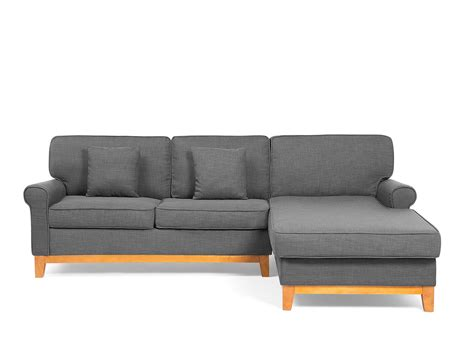 modular l shaped sofa corner sofa bed fabric modular l shaped dark grey ebay