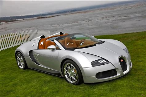 2009 Bugatti 16.4 Veyron Grand Sport Image