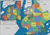 Map Of Nyc Bus: Stations & Lines - Printable Map Of ...