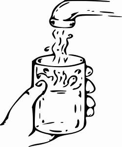 Tap Water Clipart Black And White & Tap Water Clip Art ...