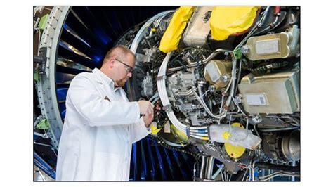 purepower geared turbofan engine underway