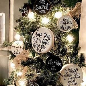 Easy, Rustic, Farmhouse, Christmas, Decor, Ideas
