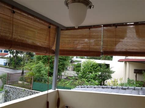 Sichtschutz Garten Jalousie by Bamboo Blinds Are Conventional Blinds That