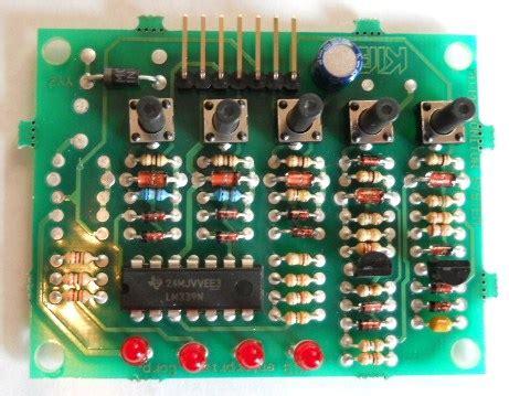 kib replacement monitor board assembly subpcbm rv