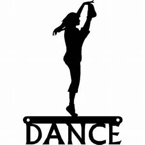 Dance Kick Silhouette | www.pixshark.com - Images ...