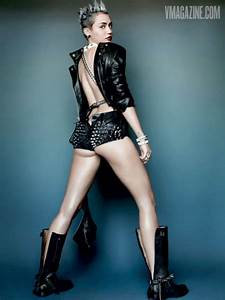 MILEY CYRUS FOR V MAGAZINE | THEY KNOW – SOUTH AFRICAN ...
