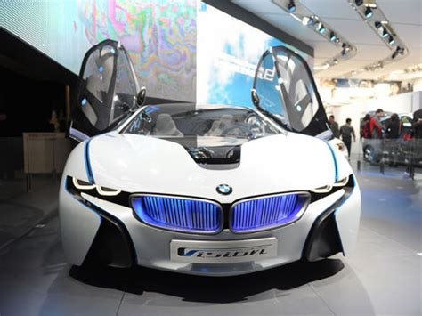 Bmw Concept Car 2013 Ved Volume Production Sale Price