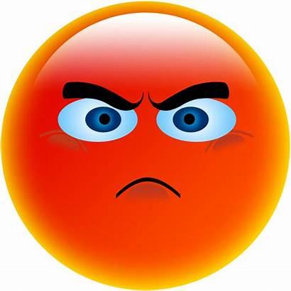 Clipart Anger Smiley Emoji Transparent Face Clip