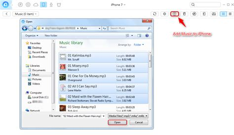 copy to iphone without itunes how to transfer mp3 to iphone with without itunes imobie