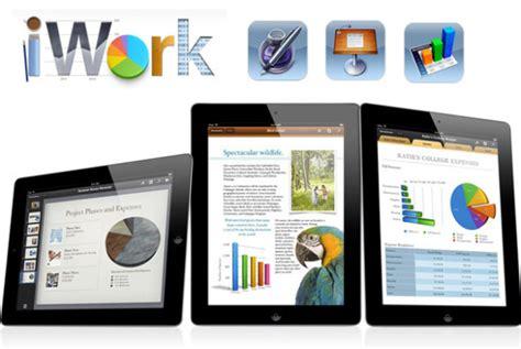 apple updates pages keynote  numbers  ios macworld