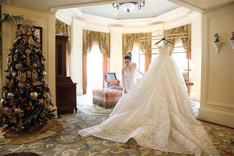 sandra dewis fairy tale wedding  tokyo disneyland bridestory business blog