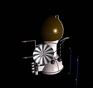 Venera 9 Spacecraft - Pics about space