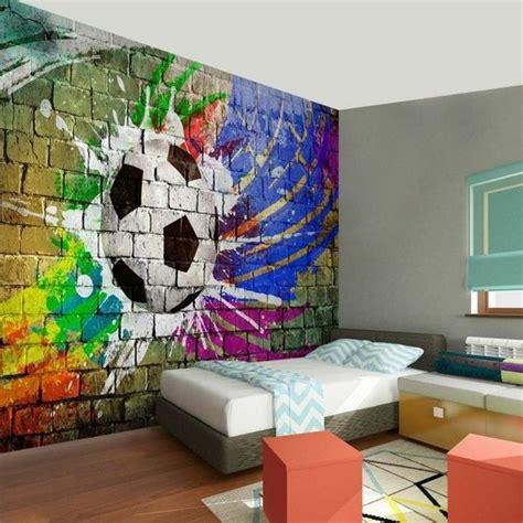 Kinderzimmer Ideen Jungs Fussball fu 223 kinderzimmer gestalten