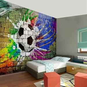 Fussball Deko Kinderzimmer : fu ball kinderzimmer gestalten ~ Michelbontemps.com Haus und Dekorationen