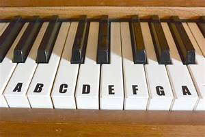 Product review vinyl disorder abc piano keyboard decals for Piano keyboard letter stickers
