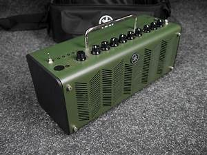 Yamaha Thr10x Extreme High-gain Guitar Amp W  Gig Bag