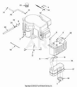 Mtd 13al606g730  2005  Parts Diagram For Engine Accessories