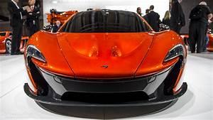 Paris 2012: McLaren P1 Hypercar Concept [Live Photos ...