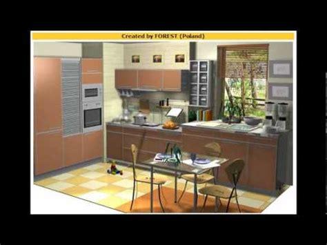 cabinet kitchen design software program youtube
