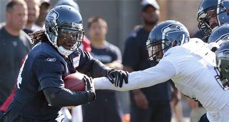 seattle seahawks training camp  weekend edition