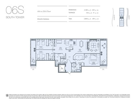 floor plans key oceana key biscayne condos for sale rent floor plans