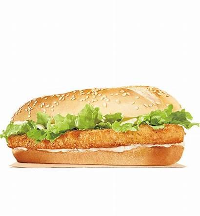 Sandwich Chicken Burger King Poulet Authentique Calories