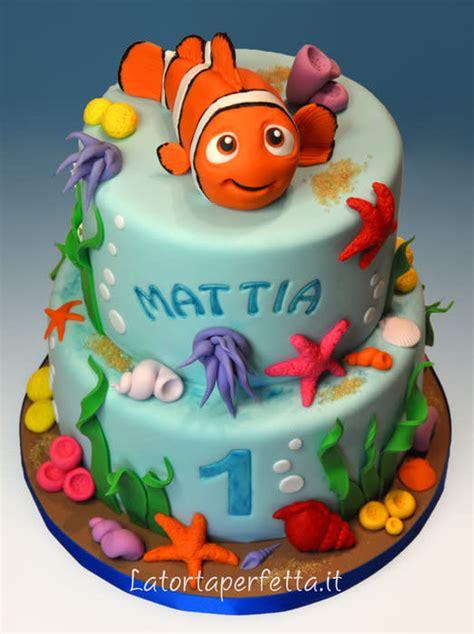 Nemo Cake  Cake By La Torta Perfetta Cakesdecor