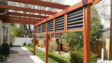 diy outdoor privacy screen ideas functional deck decorations  cozy   backyard living