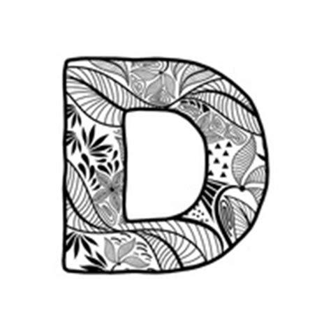 letter d floral design stock vector 169 kudryashka 3233753 alphabet alphabets flower flowers design designs pattern 40767
