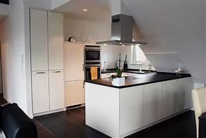 Hochglanz Weiß Küche : k che in wei hochglanz ~ Michelbontemps.com Haus und Dekorationen