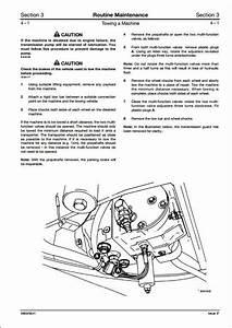 Jcb 532h 537h Loadalls Telescopic Handler Service Repair Manual