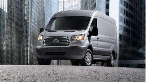 Ford Transit Van Gets Add-in Hybrid Kit For Better Fuel