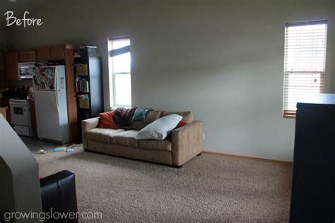 budget living room makeover