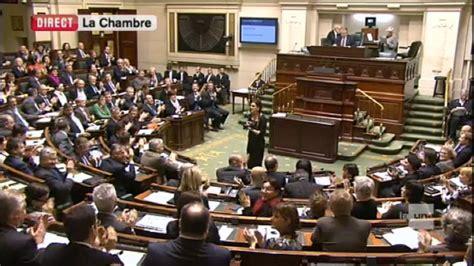chambre d h el pour une apres midi la chambre a voté la confiance au gouvernement di rupo