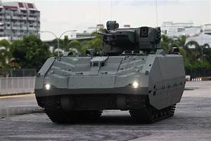 SAF to improve capabilities with new armoured fighting ...
