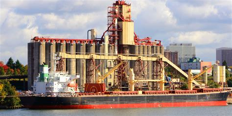 dry bulk logistics world shipping