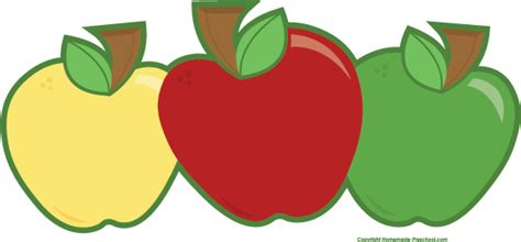 free apple clipart 945 | apple colors group