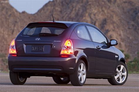2007 Hyundai Accent by 2007 Hyundai Accent Conceptcarz