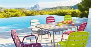 Mobilier Jardin Carrefour : mobilier de jardin carrefour l 39 habis ~ Teatrodelosmanantiales.com Idées de Décoration